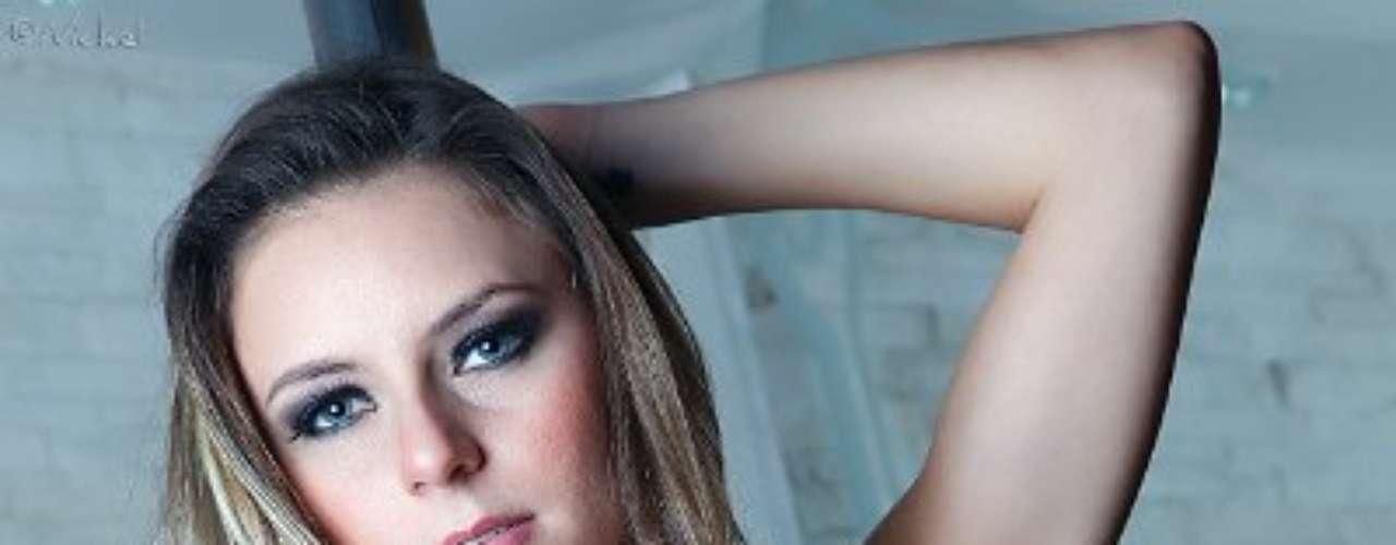 Candidata Do Piau Ao Miss Bumbum Brasil Posou O Corpo