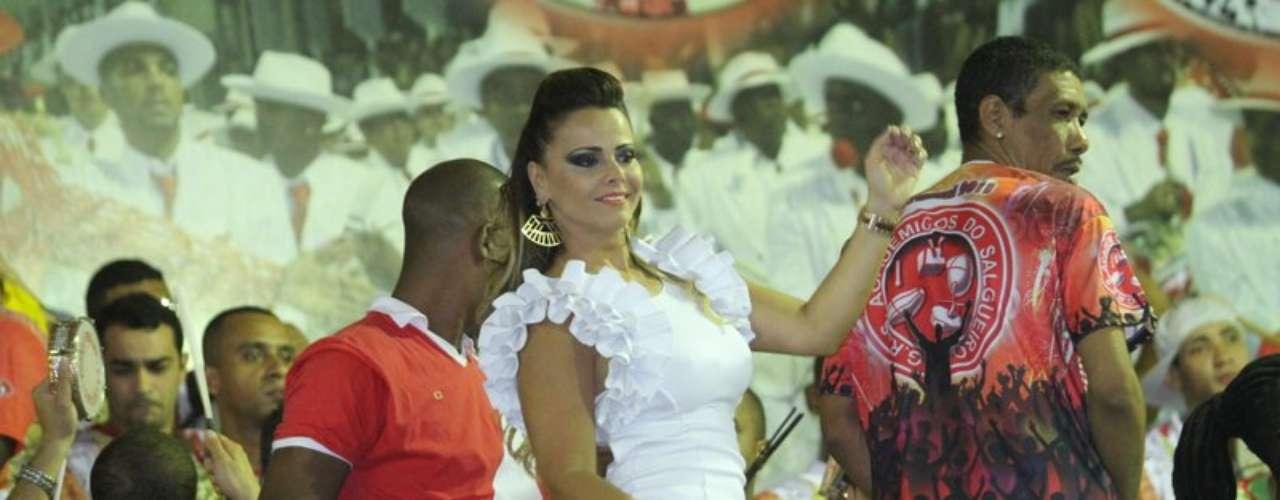 O Salgueiro já se prepara para o carnaval 2013