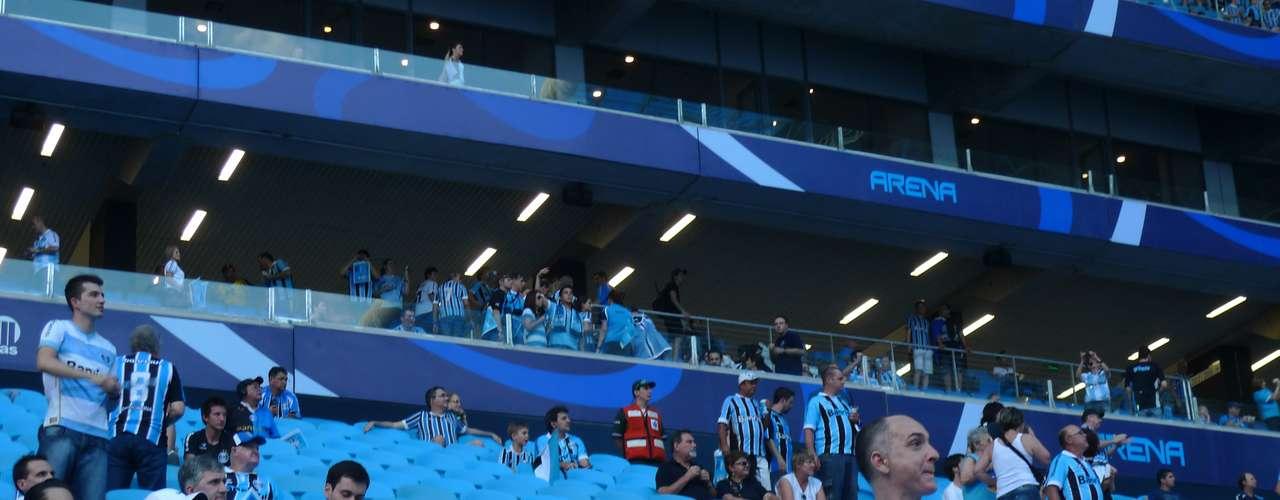 Mesmo inaugurado antes de 2013, novo estádio gremista ficará de fora de torneios como Copa das Confederações e Copa do Mundo