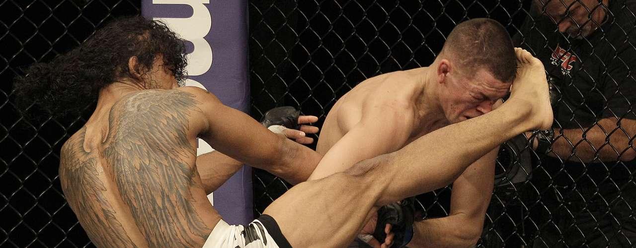 Henderson dominou Diaz e obteve uma incontestável vitória