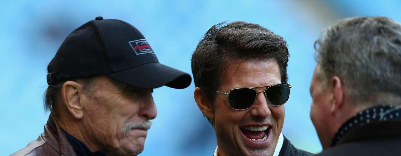 O clássico contou com a presença dos atores Robert Duvall e Tom Cruise