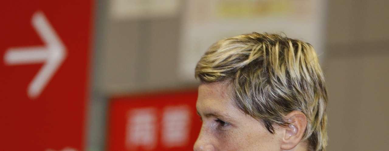 Torres foi bem contra o Sunderland, no último sábado, e é aposta de gols