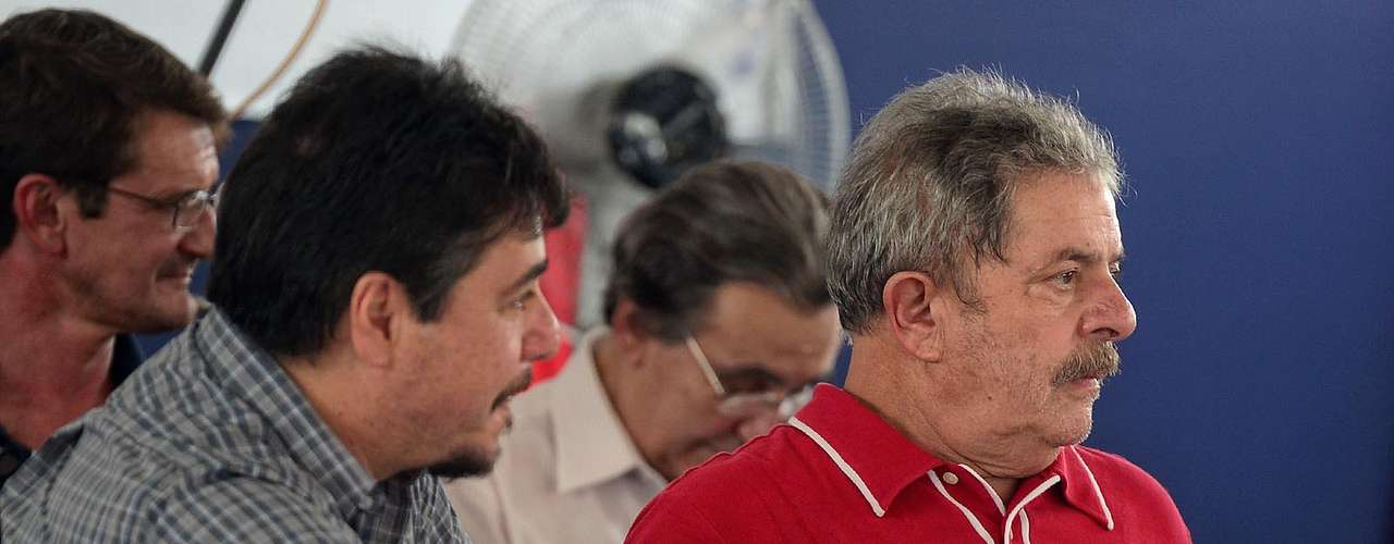 O ex-presidente falou sobre as críticas da oposição: \