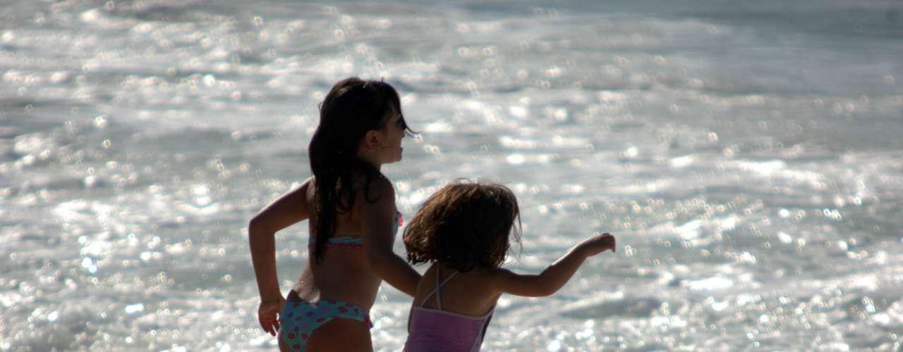 21 de dezembro A chegada do verão foi com calor e tempo aberto no Rio de Janeiro e em grande parte do Sudeste