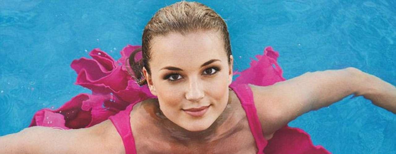 A ex-bailarina disse em entrevista que se sente mais confiante quando está longe do tapete vermelho. \