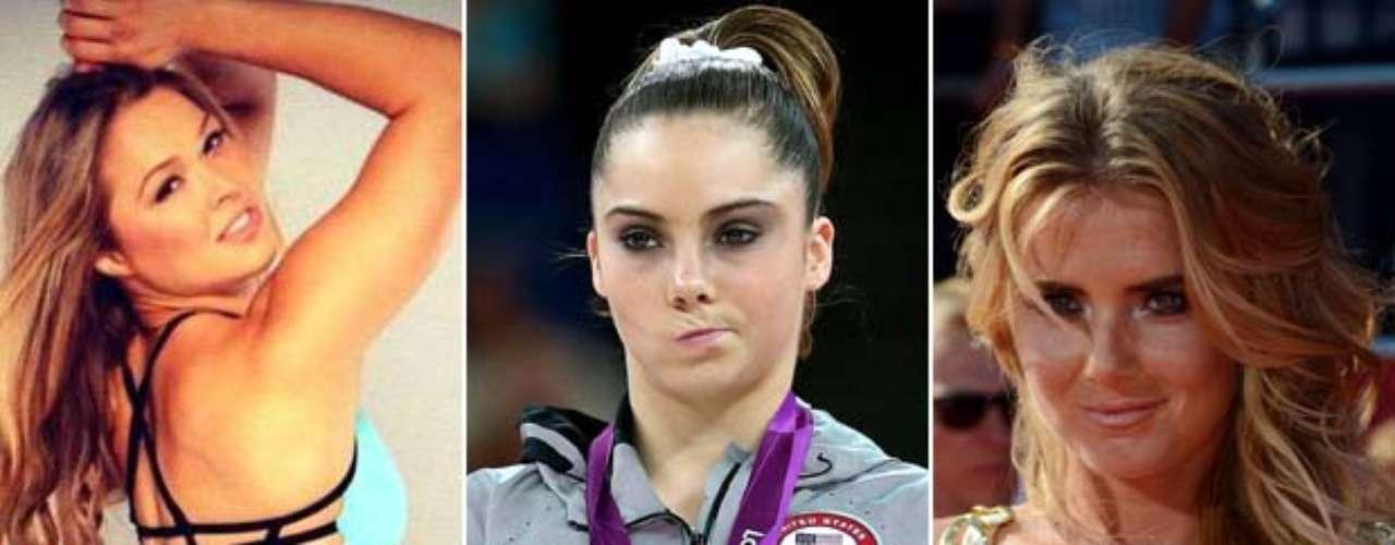 O site americano TotalPro Sports listou as 50 atletas mais populares do Google o longo de 2012. Tenistas, destaques da Olimpíada de Londres, beldades e até lutadoras de MMA apareceram na lista, que não possui brasileiras e apenas duas \