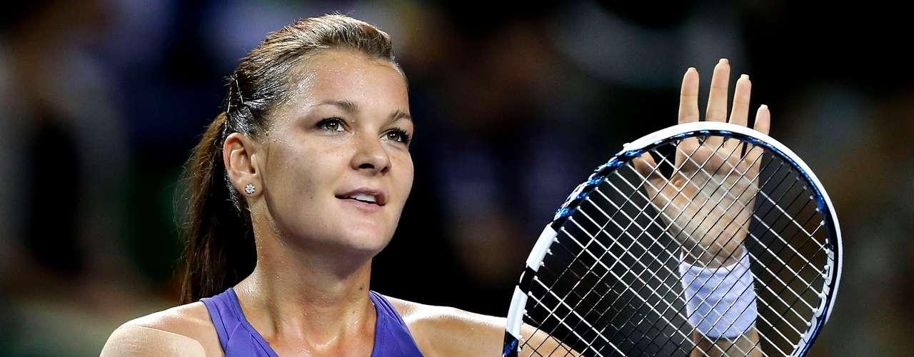 20: Agnieszka Radwanska (Polônia): tênis - 302mil pesquisas