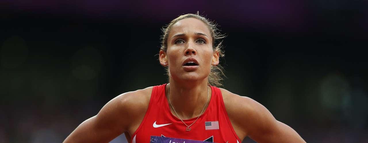 18: Lolo Jones (Estados Unidos): atletismo - 652mil pesquisas