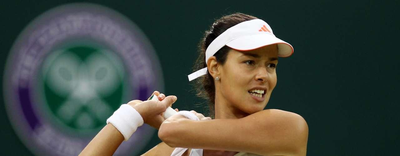 17: Ana Ivanovic (Sérvia): tênis - 846mil pesquisas