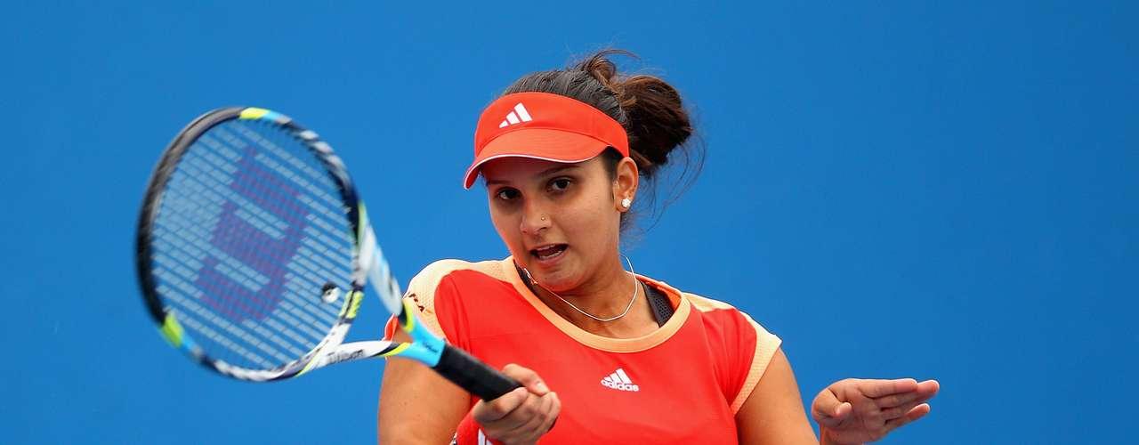 13: Sania Mirza (Índia): tênis - 1,12 milhão de pesquisas