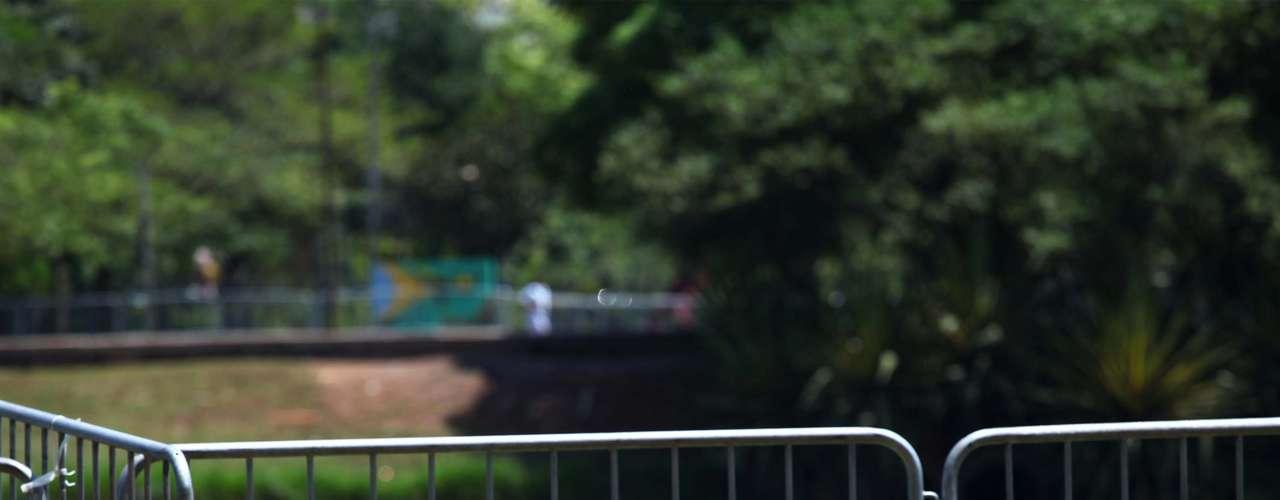 24 de dezembro Paulistanos vão ao Parque do Ibirapuera para aproveitar o calor