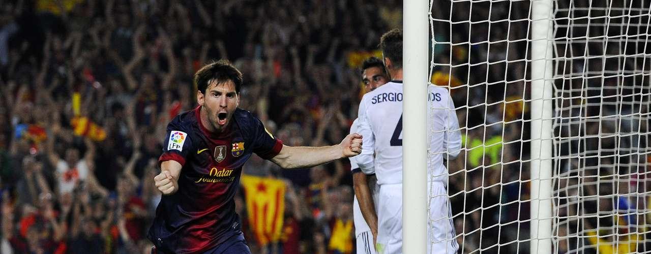 01: Lionel Messi (Argentina) - Futebol