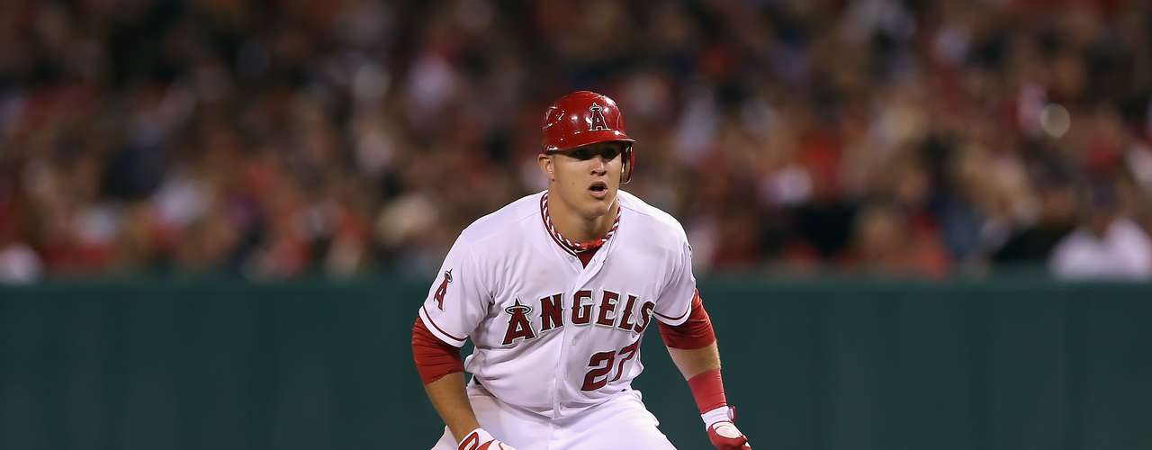 05: Mike Trout (EUA) - Beisebol