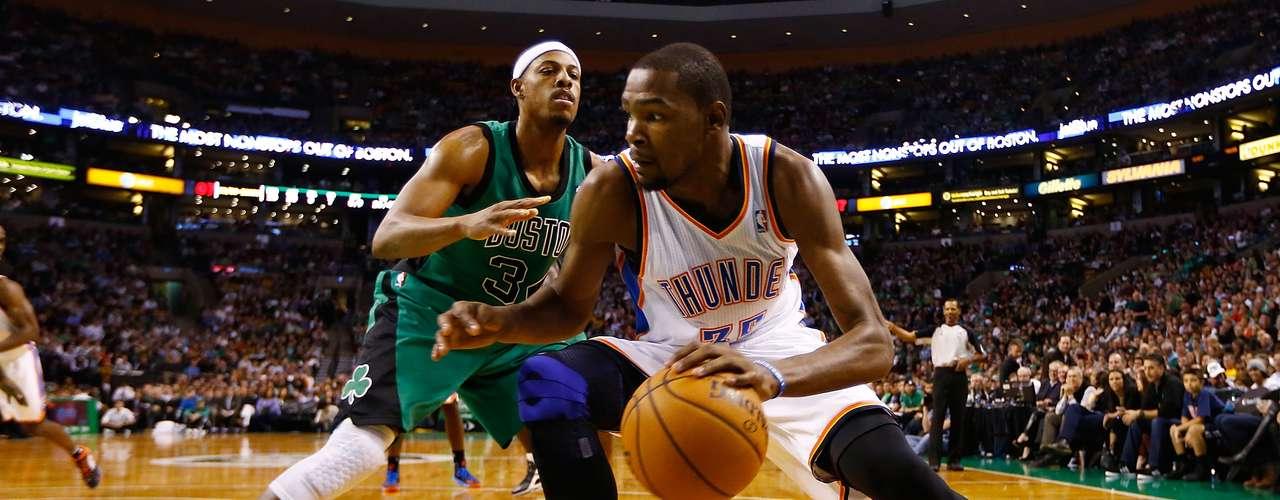 09: Kevin Durant (EUA) - Basquete