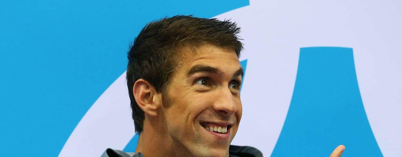 14: Michael Phelps (EUA) - Natação