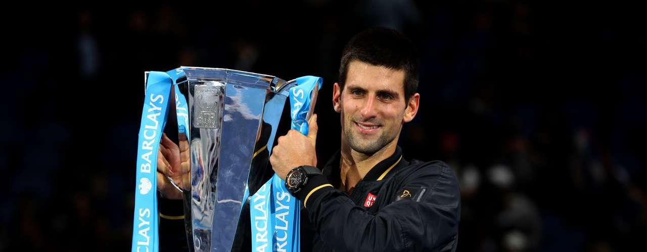 35: Novak Djokovic (Sérvia) - Tênis