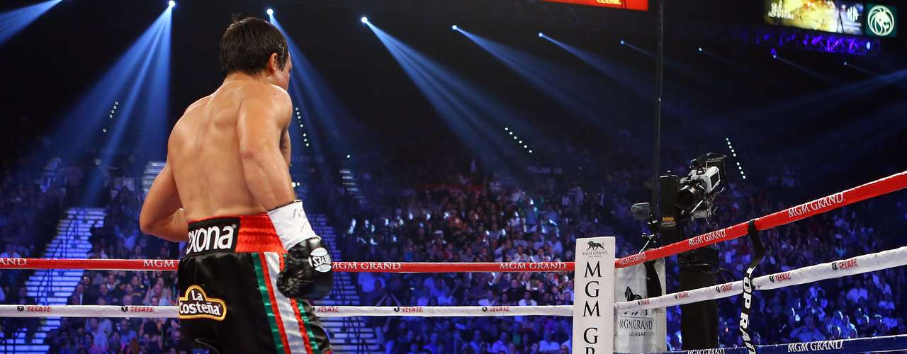 53: Juan-Manuel Marquez (México) - Boxe