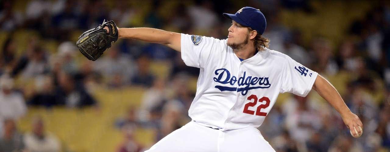 61: Clayton Kershaw (EUA) - Beisebol