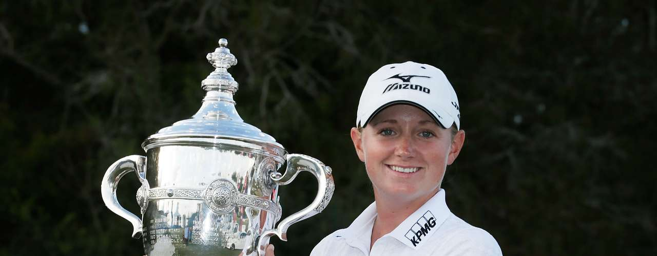 65: Stacy Lewis (EUA) - Golfe