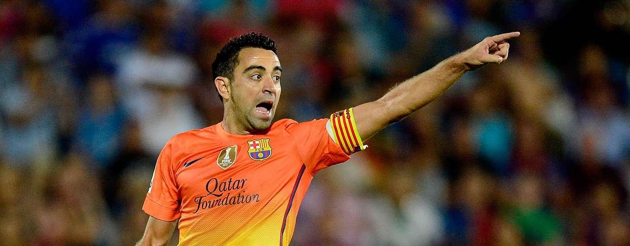 68: Xavi Hernandez (Espanha) - Futebol