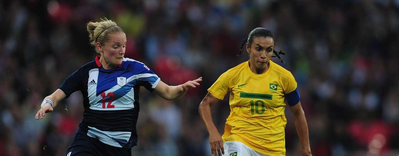 69: Marta (Brasil) - Futebol