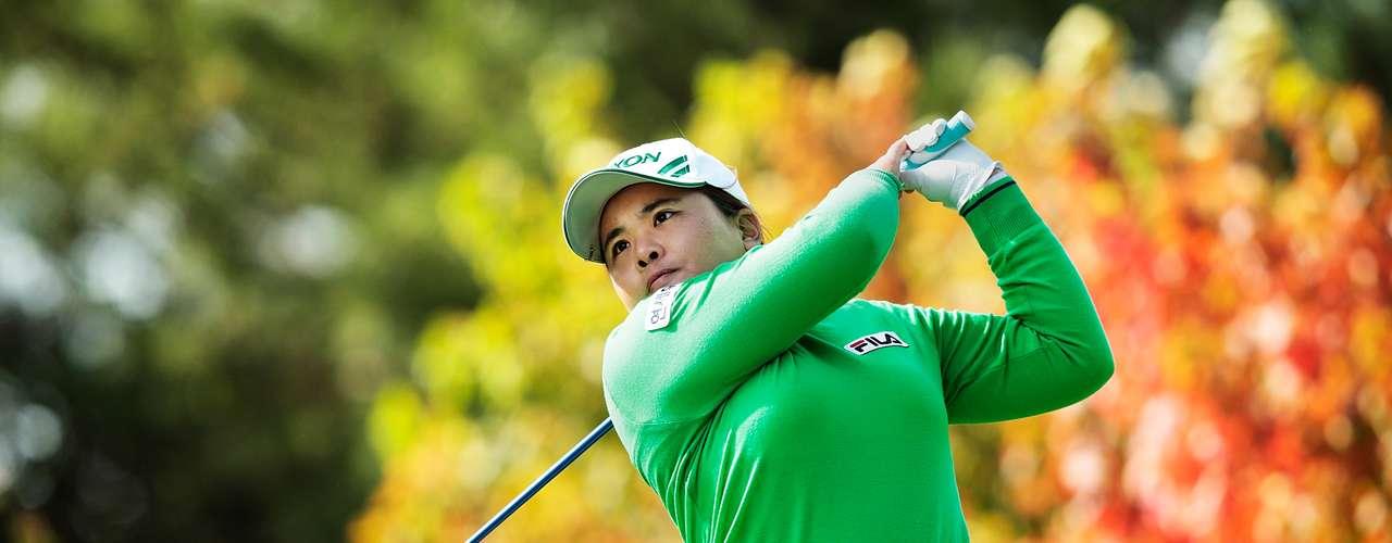 91: Inbee Park (Coreia do Sul) - Golfe