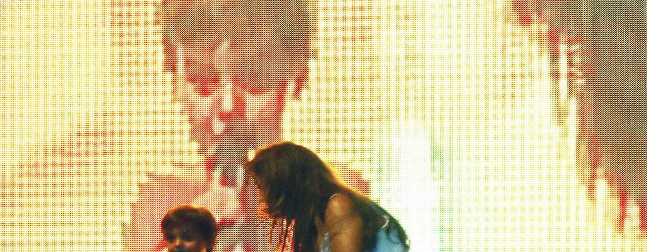 Marcelo é fruto do relacionamento de Ivete Sangalo com o nutricionista Daniel Cady
