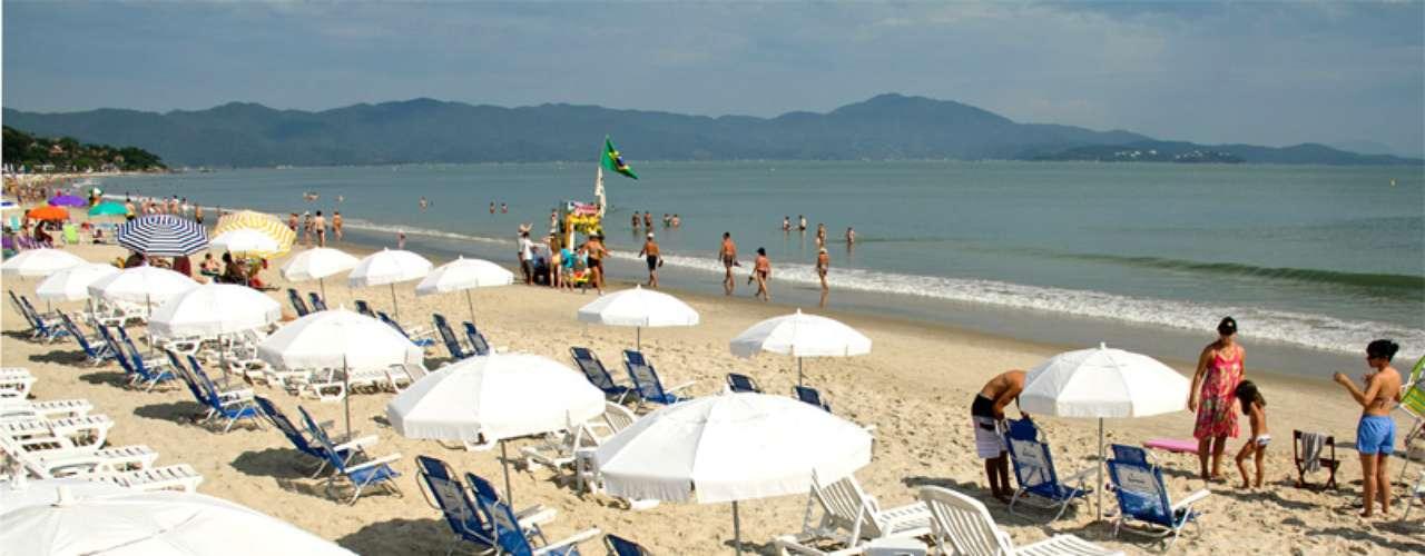 Com estrutura de praias europeias, Jurerê Internacional reúne beleza e conforto