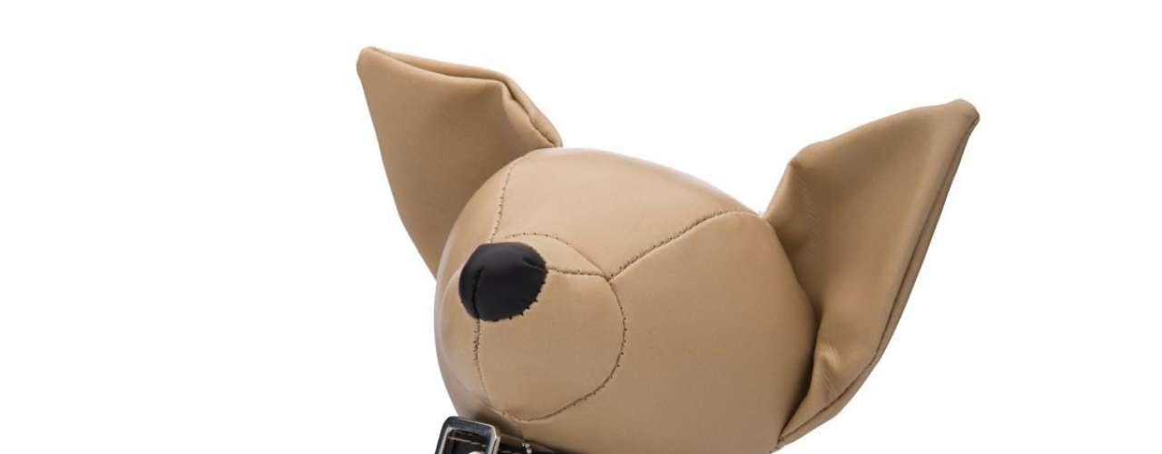 O boneco Pepe é feito de poliuretano. Pela loja online da Imaginarium ele custa R$ 69,90