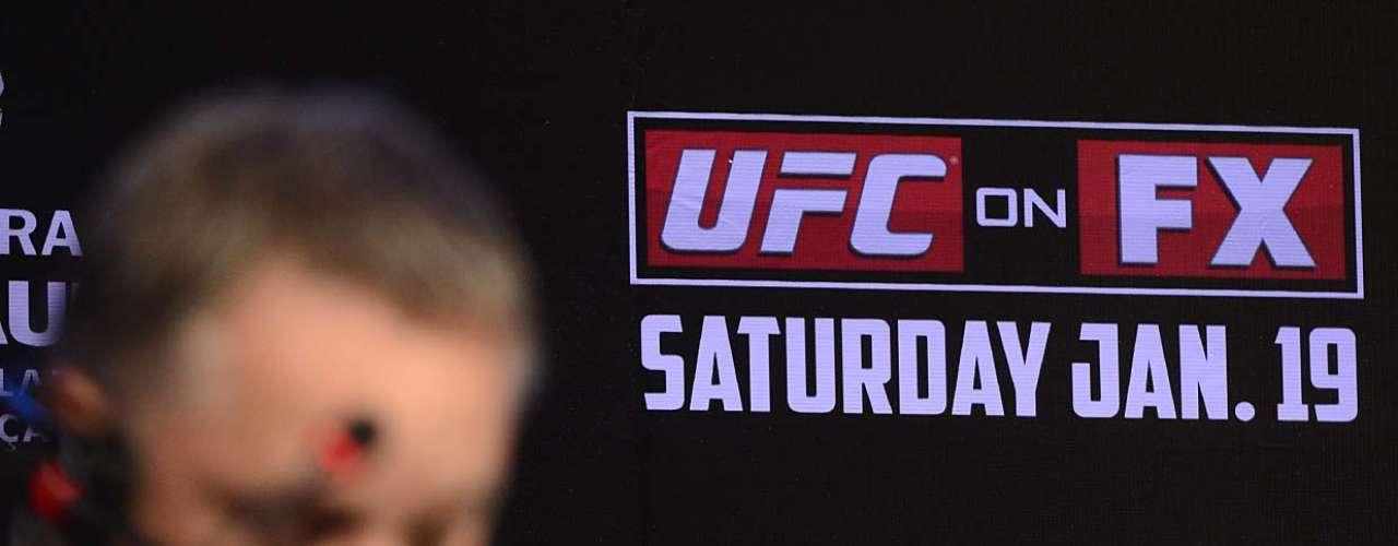 Segunda edição da história do UFC em São Paulo acontece no próximo sábado