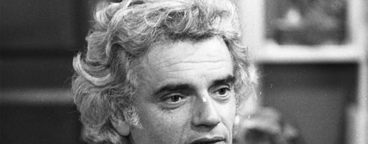 Na novela 'O Grito', de 1975, Chagas interpretou Gilberto
