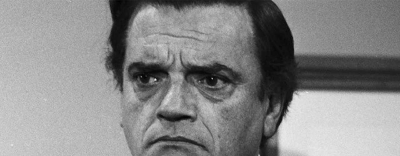 Na novela 'Eu Prometo', de 1983, como Horácio Ragner