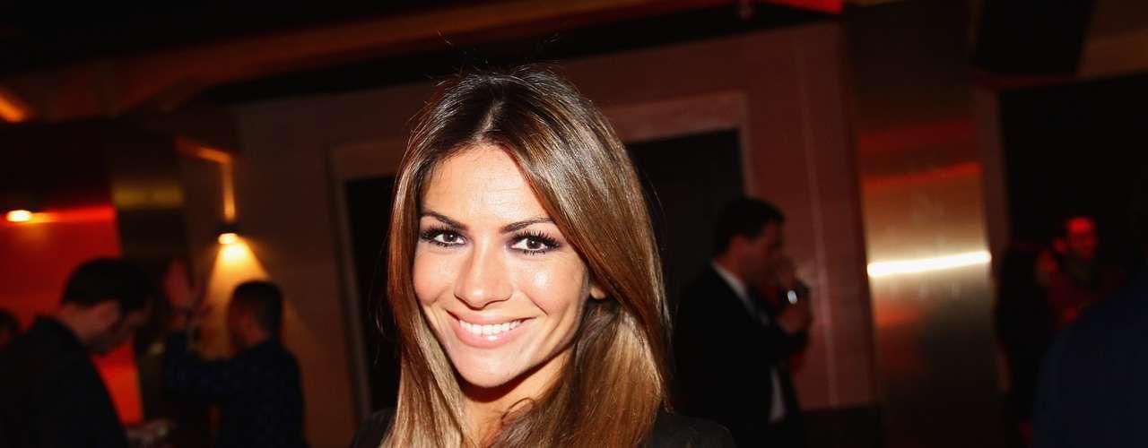 58ª: Alessia Ventura - modelo, ex-namorada do ex-atacante Filippo Inzaghi