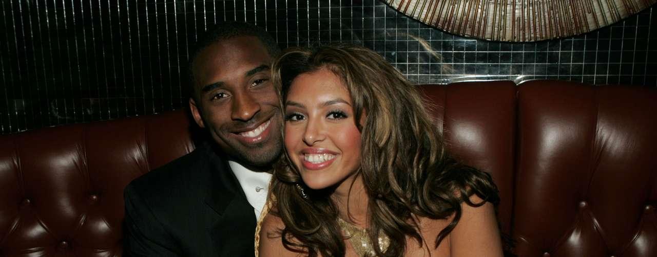 51ª: Vanessa Bryant - dançarina, mulher do jogador de basquete Kobe Bryant
