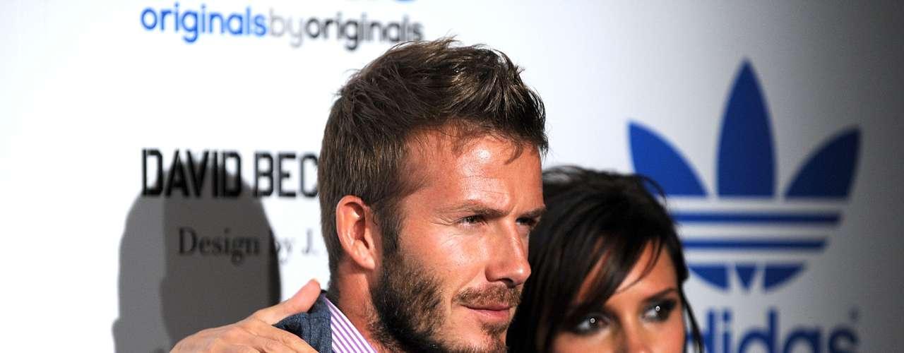 28ª: Victoria Beckham - cantora, mulher do meio-campista David Beckham
