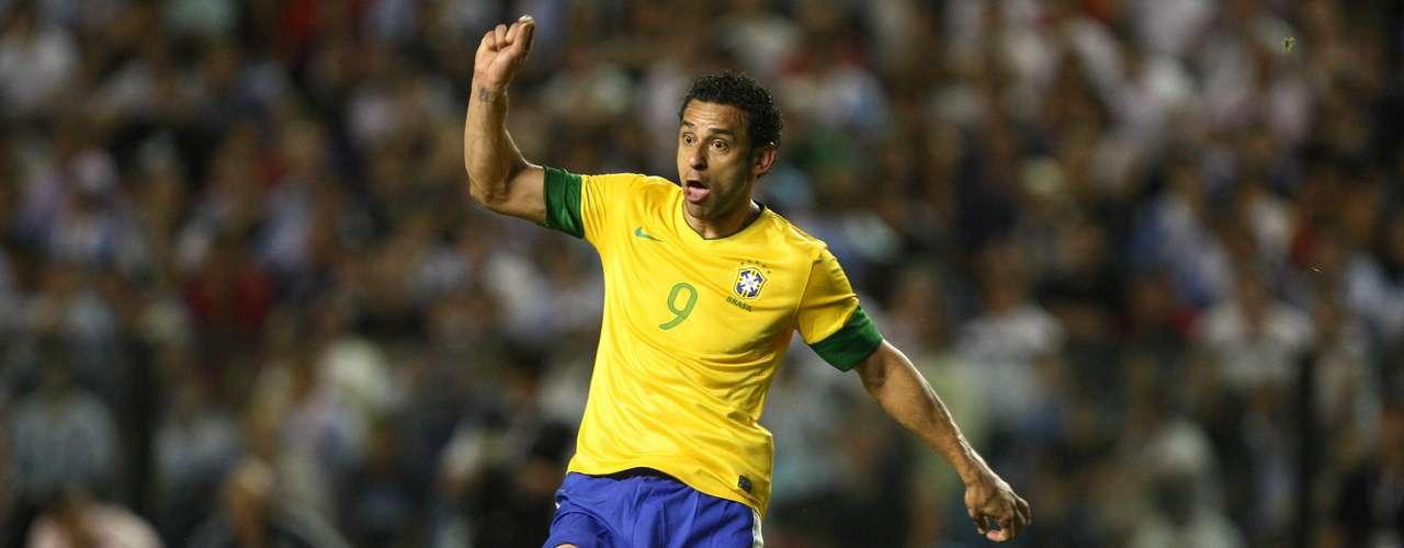 Atacantes: Fred (Fluminense)