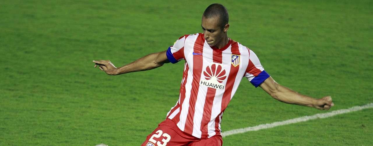 Zagueiros: Miranda (Atlético de Madrid-ESP)