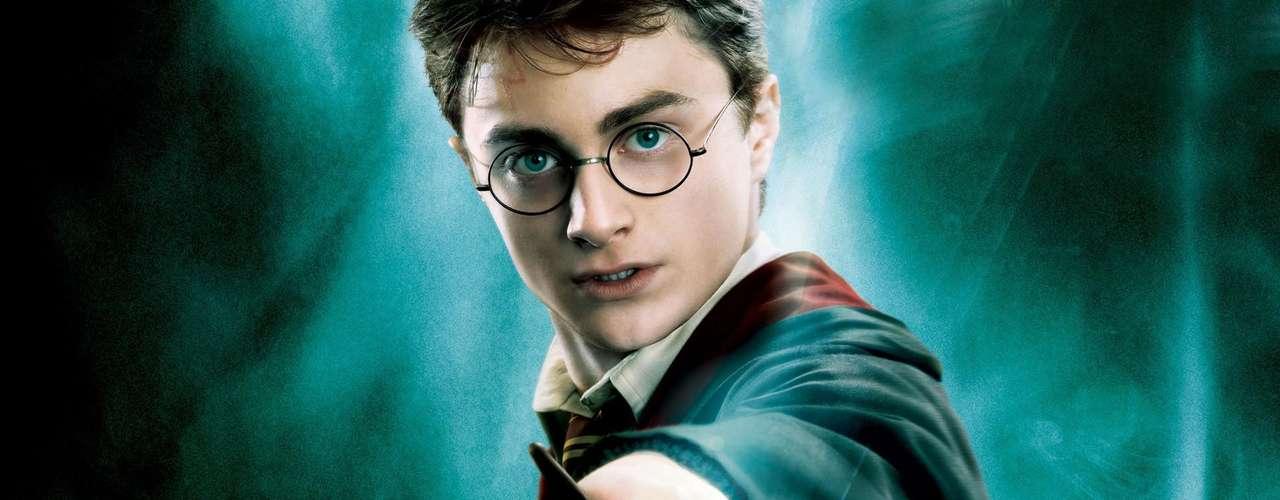 Uma varinha do Harry Potter