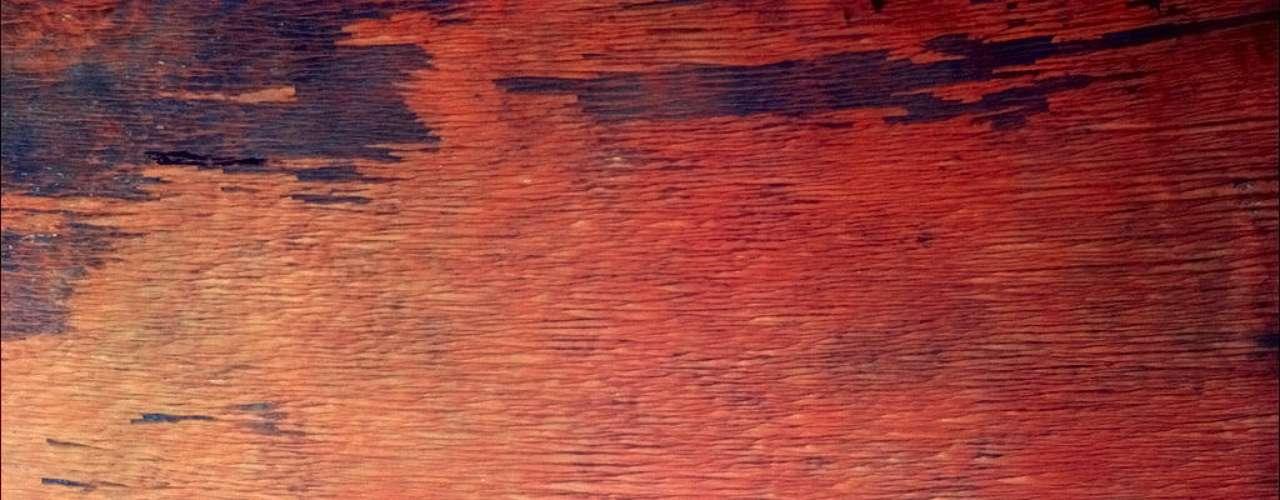 Astronauta divulga nesta quarta-feira, 23 de janeiro, imagem do Outback, o deserto australiano. O registro foi feita da Estação Espacial Internacional