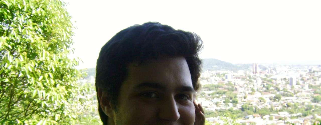 André Cadore Posser era estudante da Universidade Federal de Santa Maria