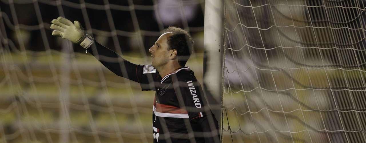 Rogério Ceni sofreu quatro gols em La Paz