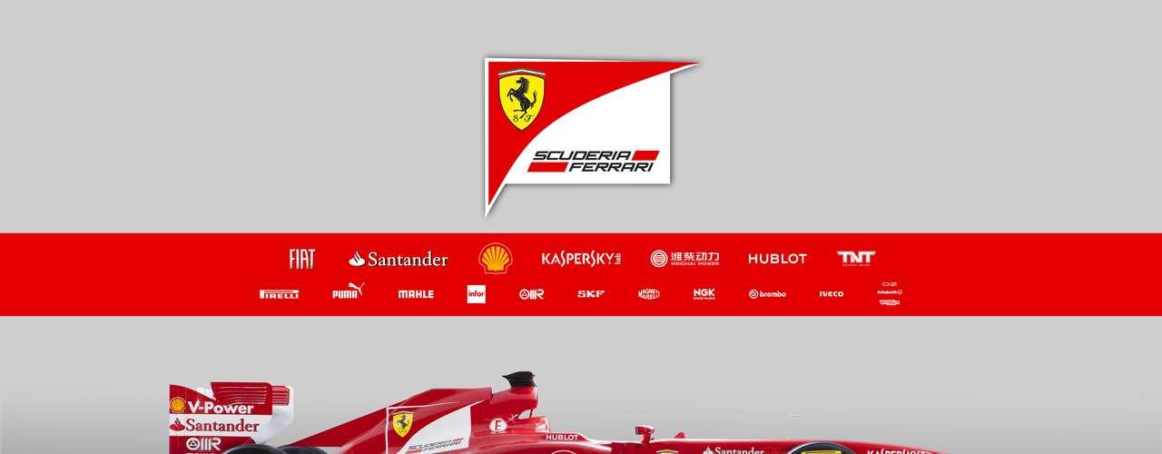 Em um evento recheado de suspense e exibido ao vivo no site oficial da Ferrari, a escuderia preparou vídeos de sua história. Após algumas palavras do chefe do time, Stefano Domenicali, as luzes se apagaram e, com uma música ao fundo, foi retirada a capa que cobria o novo carro