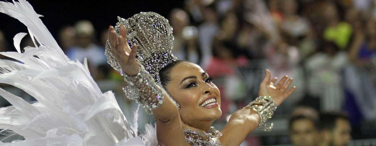 Carnaval de 2013 foi a estreia do carnavalesco Max Freitas na função
