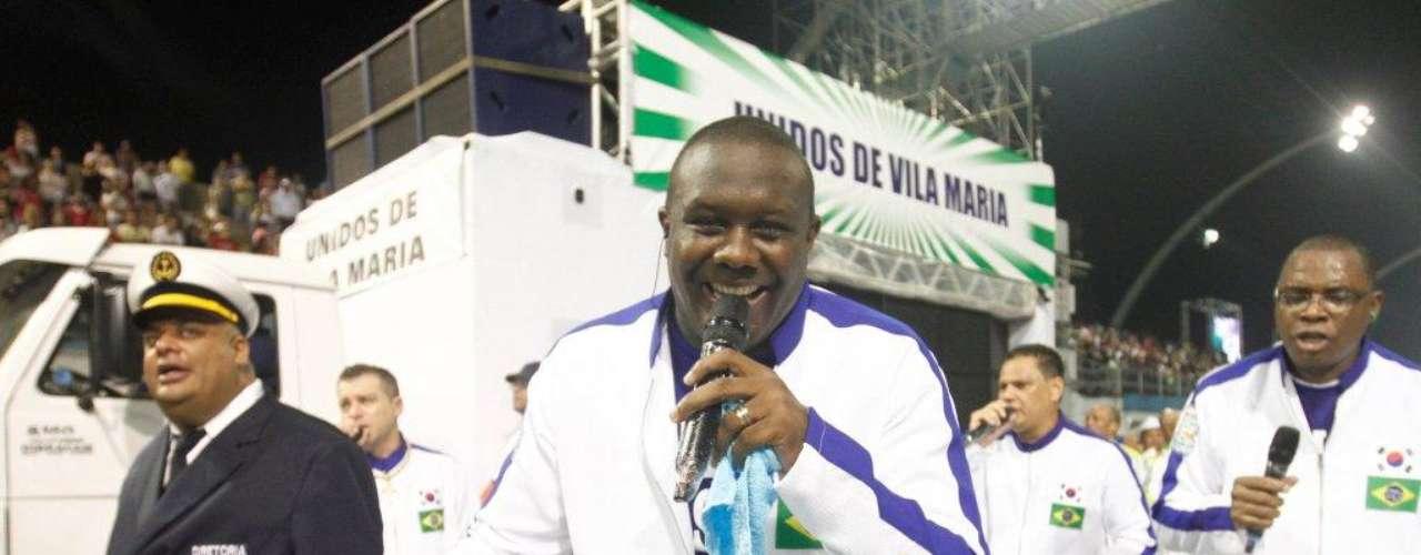 Samba-enredo da Unidos de Vila Maria foi batizado de \