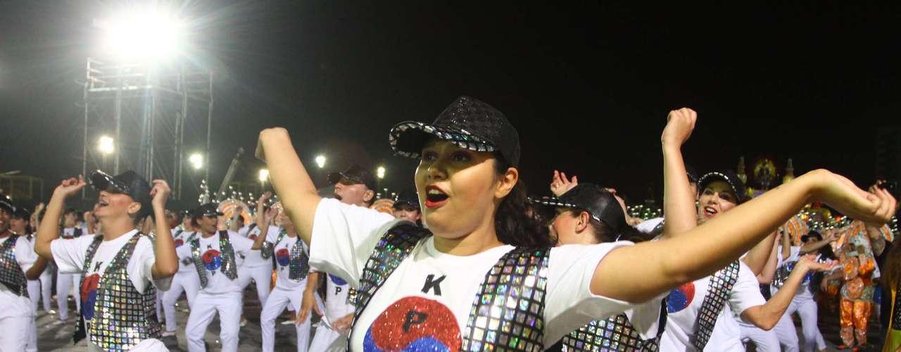 Em 2013, comemora-se os 50 anos da colônia coreana no Brasil