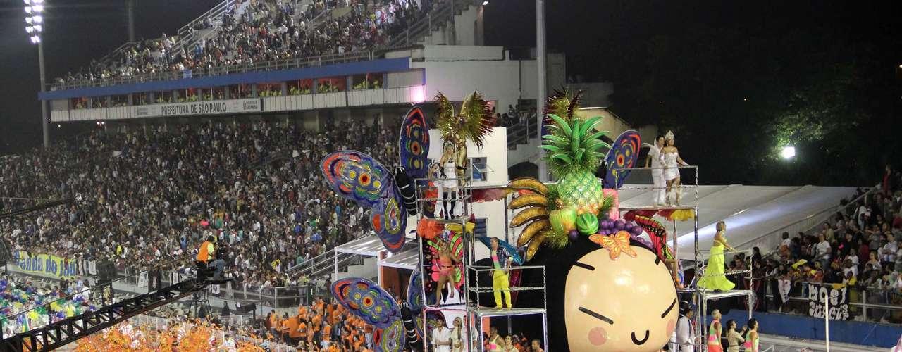 Desfile da Unidos de Vila Maria