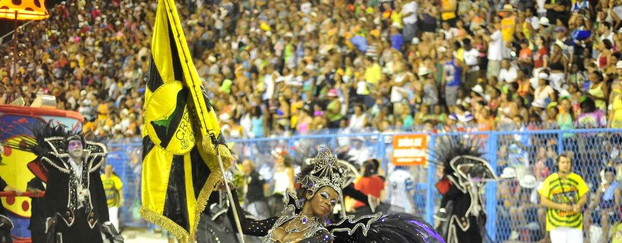 Desfile contará com a presença das personagens Carminha, Escrava Isaura, Sinhozinho Malta, entre outros