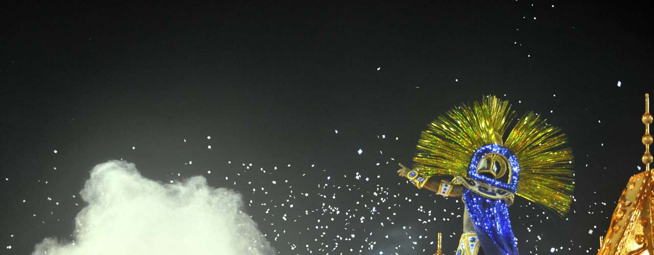 Tijuca homenageou Alemanha e folclore local em seu desfile