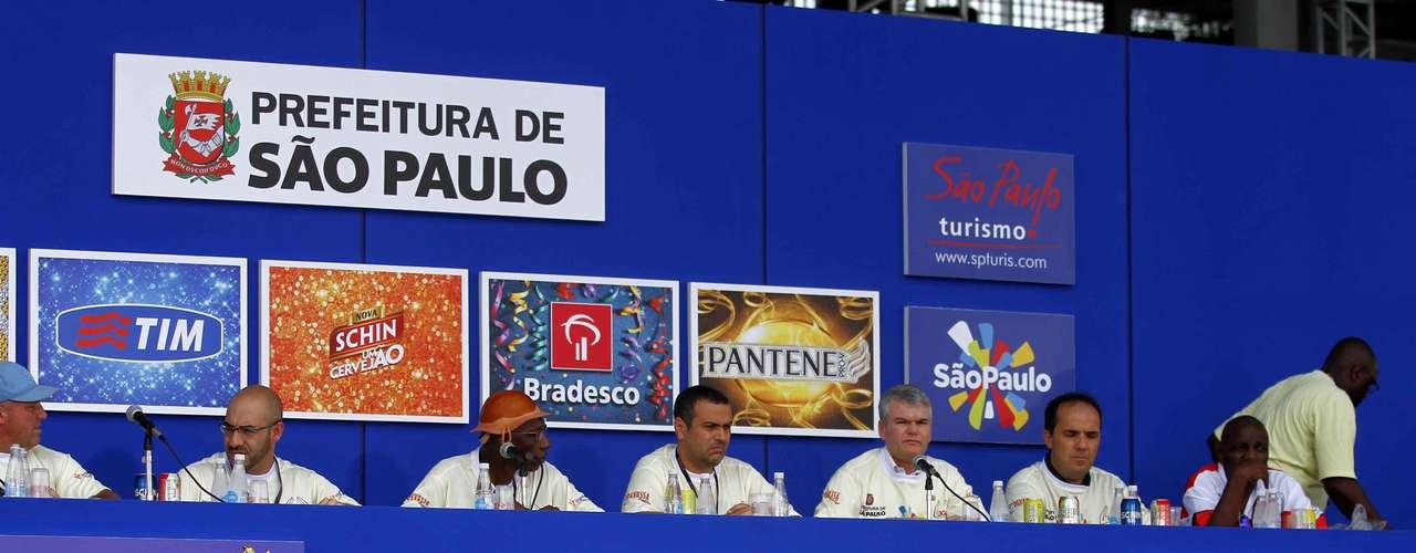 Apuração das notas do desfile de São Paulo não conta com público este ano