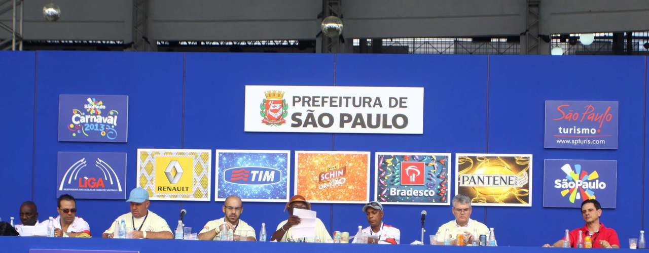 Apuração das escolas do Grupo de Acesso em São Paulo